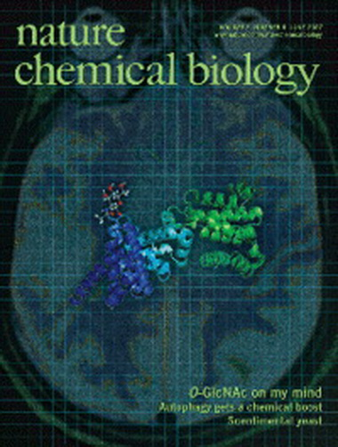 Nature Chemical Biology.